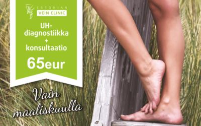 Maaliskuu – Naisten kuu! Maaliskuun loppuun asti konsultaatio ja ultraääni diagnostiikka naisille vain 65 €